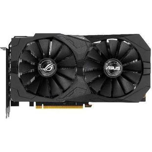 ASUS GeForce GTX 1650 1485MHz PCI-E 3.0 4096MB 8002MHz 128bit DisplayPort HDMI HDCP ROG STRIX GAMING (ROG-STRIX-GTX1650-4G-GAMING) RTL
